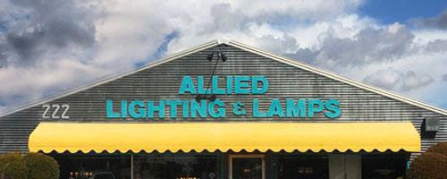 Allied Lighting Showroom