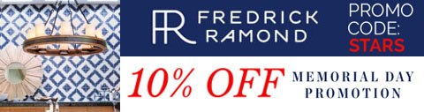 Fredrick Ramond Memorial Day Sale