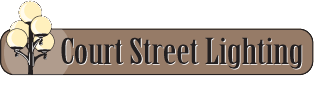 Court Street Lighting Logo