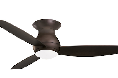 When To Use Flushmount Ceiling Fans