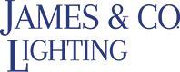 James & Company Lighting Logo
