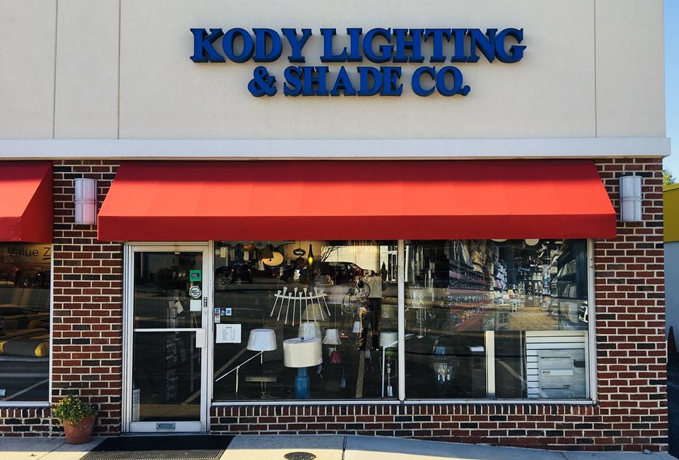 Kody Lighting Showroom