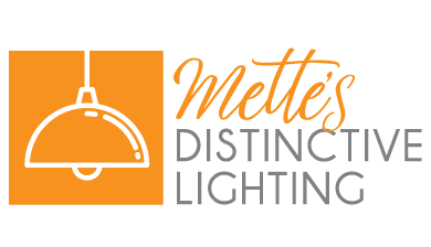 Mette`s Distinctive Lighting Logo