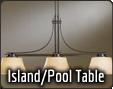 Island Pool Table